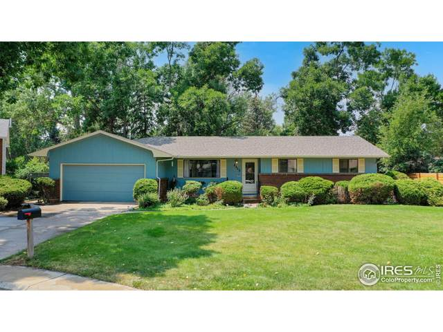 2313 Manchester Ct, Fort Collins, CO 80526 (MLS #949125) :: Tracy's Team