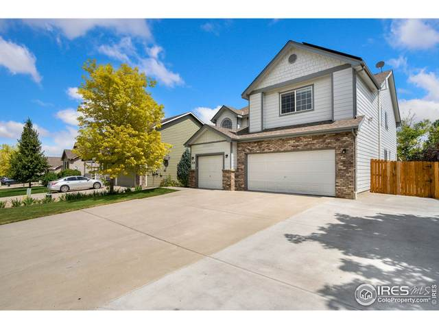 319 Moss Rock Way, Johnstown, CO 80534 (MLS #949164) :: Bliss Realty Group