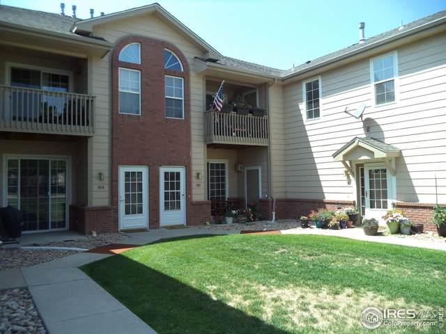5151 29 St #303, Greeley, CO 80634 (MLS #949180) :: The Sam Biller Home Team