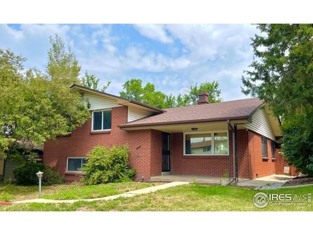 1810 S Clayton St, Denver, CO 80210 (MLS #949193) :: J2 Real Estate Group at Remax Alliance