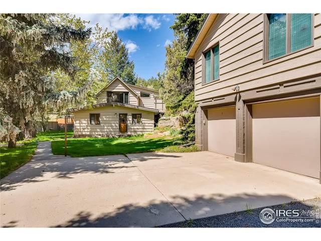 3642 Fourmile Canyon Dr, Boulder, CO 80302 (#949204) :: Relevate | Denver
