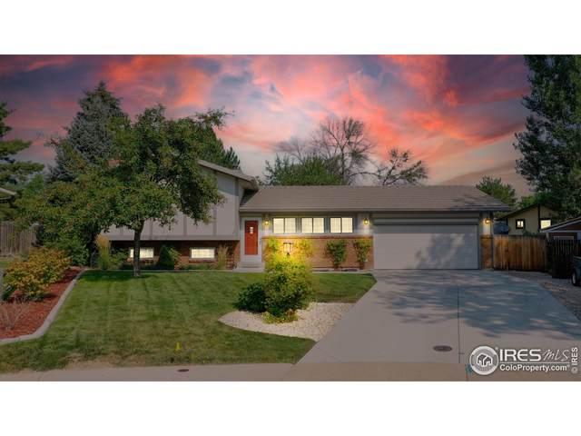 421 Lodge Pole Pl, Loveland, CO 80538 (MLS #949229) :: J2 Real Estate Group at Remax Alliance