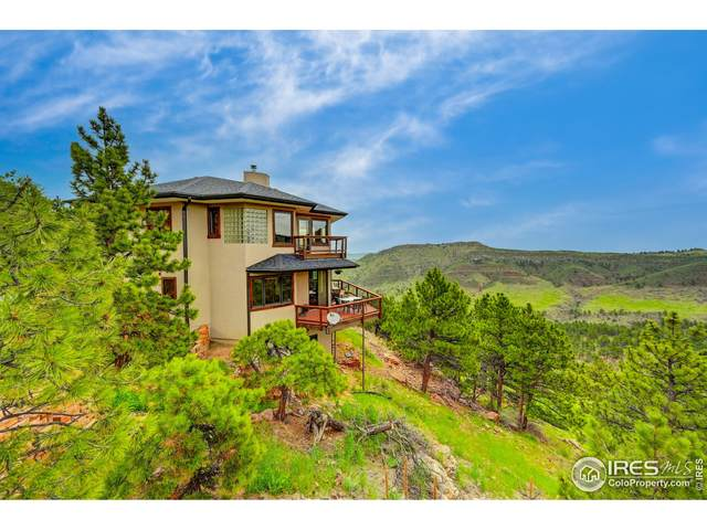 75 Pyrite Way, Lyons, CO 80540 (MLS #949231) :: You 1st Realty