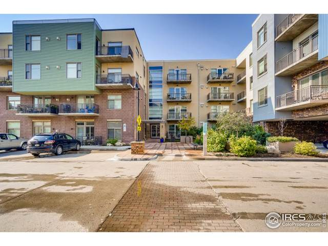 3301 Arapahoe Ave #301, Boulder, CO 80303 (MLS #949237) :: Bliss Realty Group