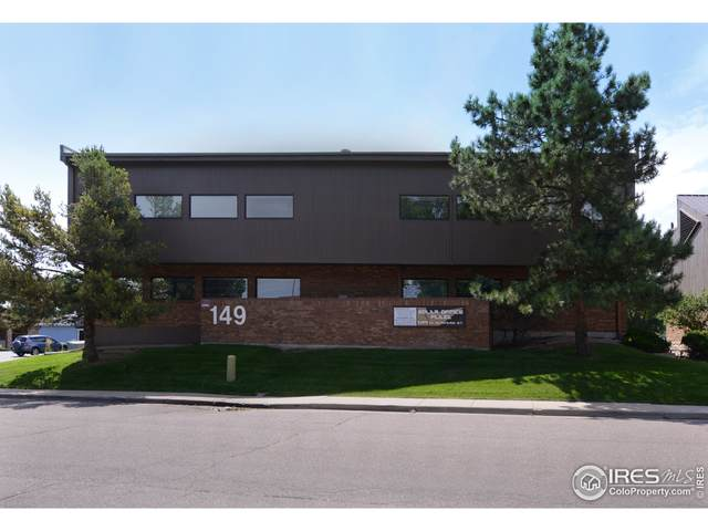 149 W Harvard St 301 & 302, Fort Collins, CO 80525 (MLS #949251) :: You 1st Realty