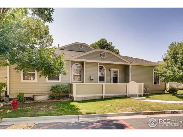5770 W Asbury Pl, Lakewood, CO 80227 (MLS #949255) :: J2 Real Estate Group at Remax Alliance