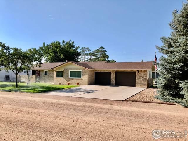 111 Crestmore Rd, Sterling, CO 80751 (MLS #949270) :: Jenn Porter Group