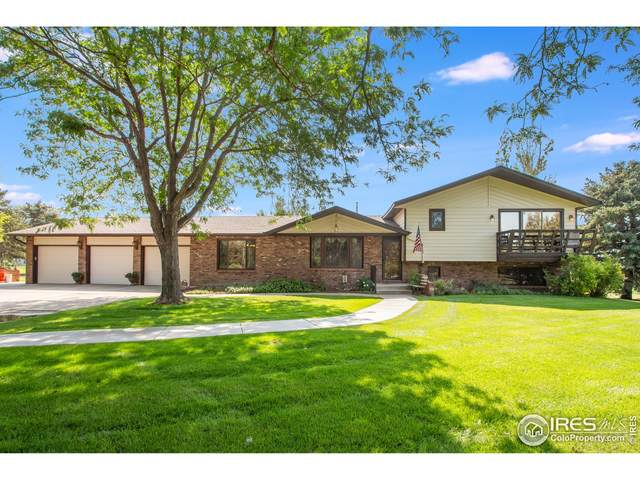 1616 N 35th Ave Ct, Greeley, CO 80631 (MLS #949304) :: J2 Real Estate Group at Remax Alliance