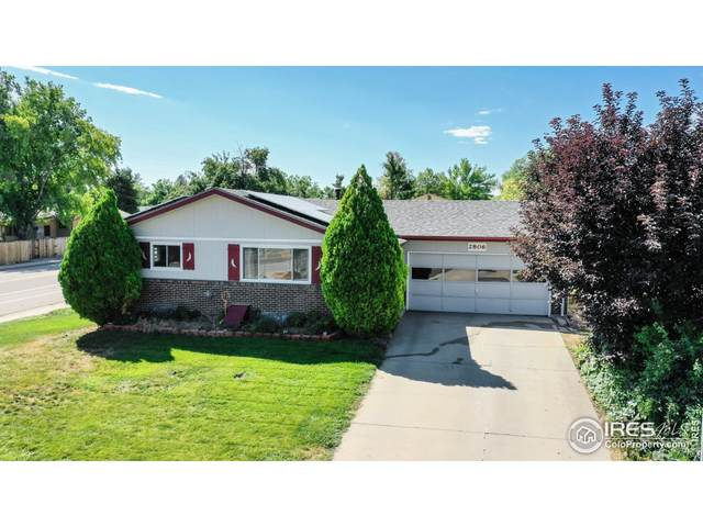 2806 W 23rd St, Greeley, CO 80634 (MLS #949309) :: Tracy's Team