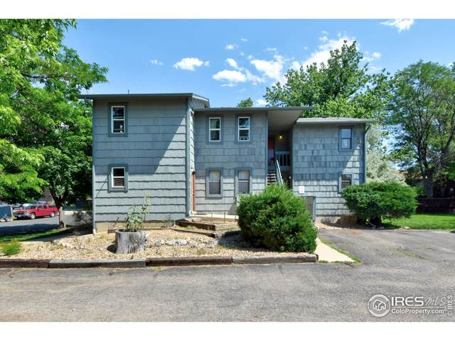 3562 Nottingham Ct, Boulder, CO 80304 (#949311) :: The Griffith Home Team