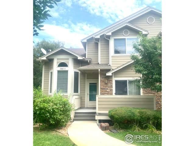 1440 Baker St A, Longmont, CO 80501 (MLS #949313) :: Find Colorado