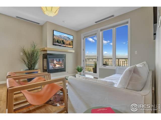 3701 Arapahoe Ave #301, Boulder, CO 80303 (MLS #949329) :: J2 Real Estate Group at Remax Alliance