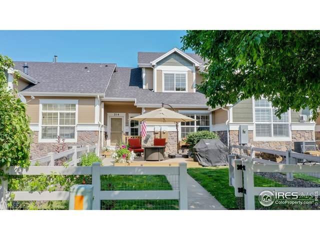 214 Rock Bridge Ln, Windsor, CO 80550 (MLS #949352) :: Downtown Real Estate Partners
