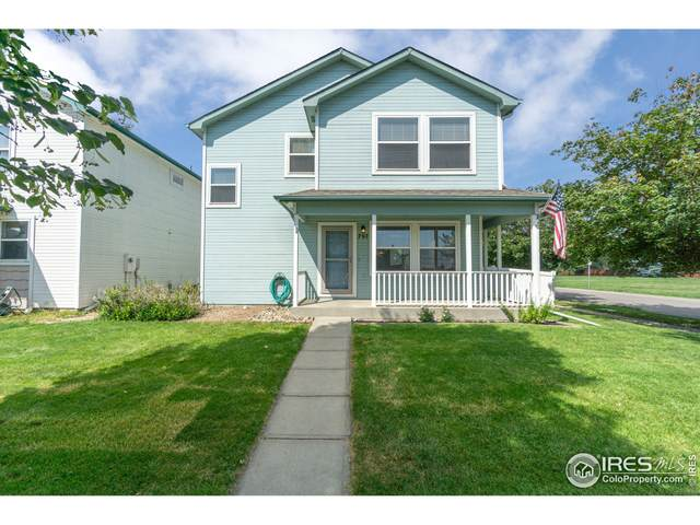 797 Chalk Ave, Loveland, CO 80537 (MLS #949359) :: Downtown Real Estate Partners