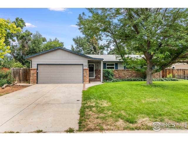 2242 Ayrshire Dr, Fort Collins, CO 80526 (MLS #949366) :: Tracy's Team