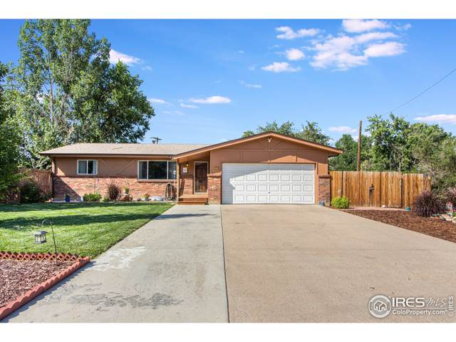 3105 W 13th St, Greeley, CO 80634 (MLS #949370) :: Tracy's Team