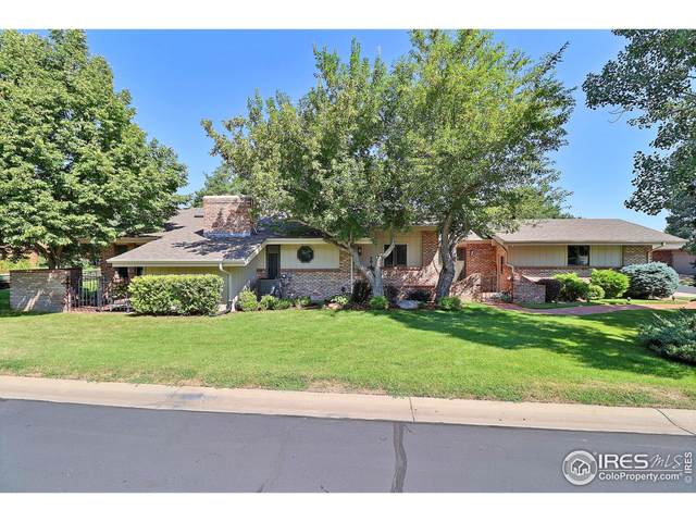 1357 43rd Ave #11, Greeley, CO 80634 (MLS #949379) :: J2 Real Estate Group at Remax Alliance