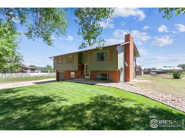 9802 Sierra Vista Rd, Longmont, CO 80504 (#949393) :: iHomes Colorado