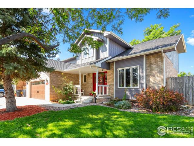 2425 Maplewood Cir E, Longmont, CO 80503 (MLS #949394) :: Downtown Real Estate Partners
