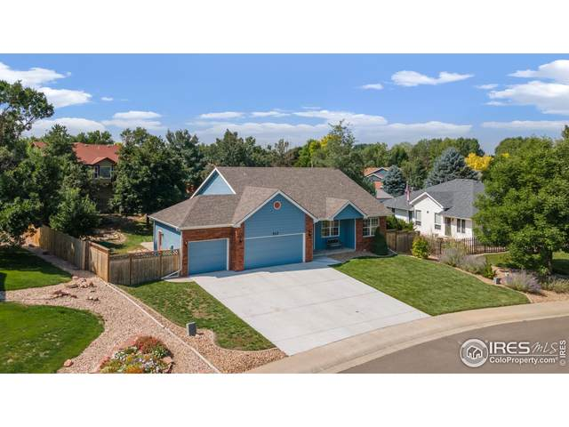 942 N 7th St, Johnstown, CO 80534 (MLS #949399) :: Bliss Realty Group
