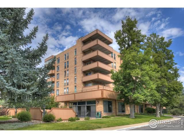 500 Mohawk Dr #210, Boulder, CO 80303 (MLS #949408) :: Jenn Porter Group