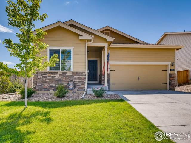 923 Ranchhand Dr, Berthoud, CO 80513 (MLS #949412) :: Tracy's Team