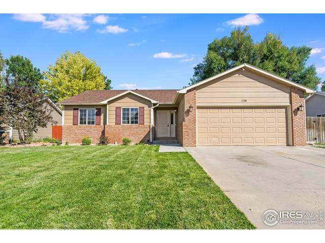 238 N 49th Ave Pl, Greeley, CO 80634 (MLS #949415) :: Tracy's Team