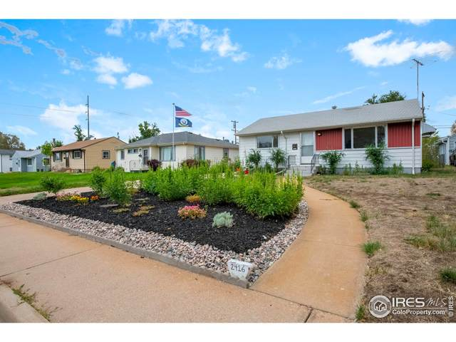 2416 W 6th St, Greeley, CO 80634 (MLS #949420) :: Tracy's Team