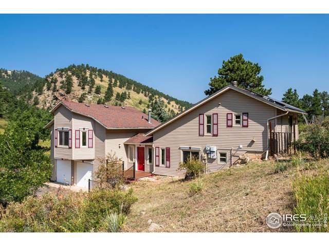 6778 Olde Stage Rd, Boulder, CO 80302 (#949421) :: James Crocker Team