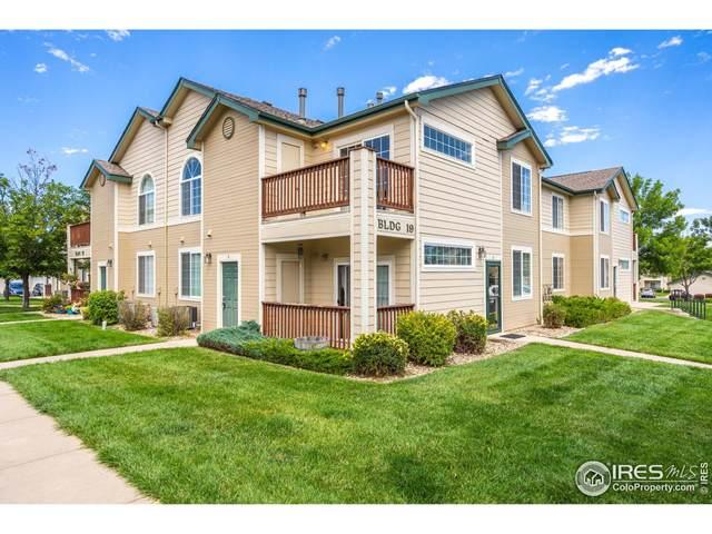 3002 W Elizabeth St 19H, Fort Collins, CO 80521 (MLS #949454) :: Stephanie Kolesar