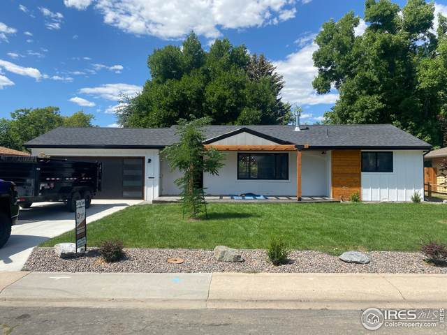 1325 Stover St, Fort Collins, CO 80524 (MLS #949467) :: Coldwell Banker Plains