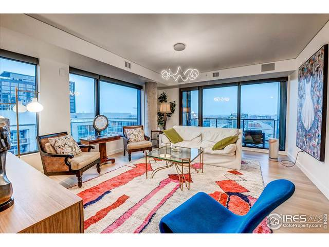 1750 Wewatta St #1501, Denver, CO 80202 (MLS #949482) :: Downtown Real Estate Partners