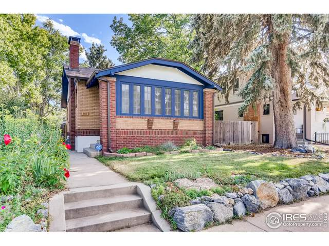 3444 W 37th Ave, Denver, CO 80211 (MLS #949500) :: Downtown Real Estate Partners