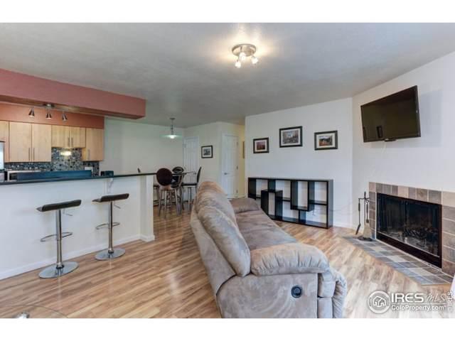 695 Manhattan Dr #4, Boulder, CO 80303 (MLS #949502) :: J2 Real Estate Group at Remax Alliance