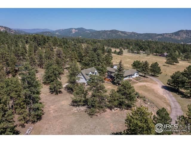 870 West Ln, Estes Park, CO 80517 (#949505) :: iHomes Colorado