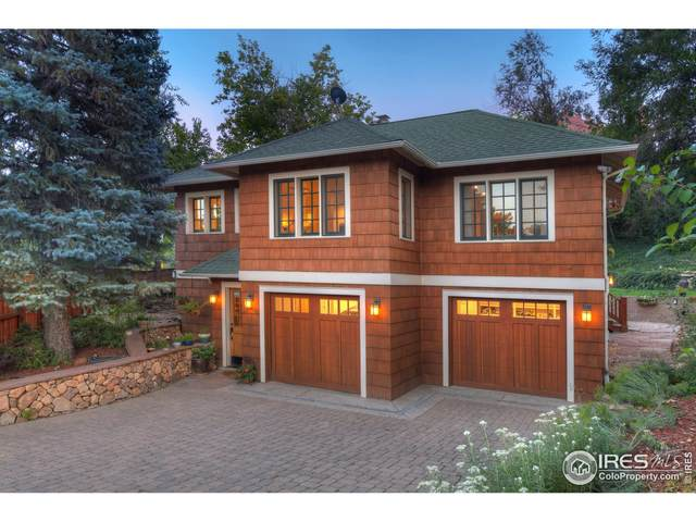 1670 Hillside Rd, Boulder, CO 80302 (MLS #949528) :: J2 Real Estate Group at Remax Alliance