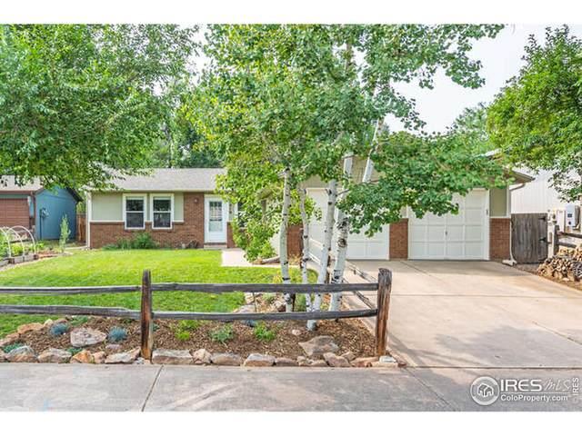 1419 Wildwood Rd, Fort Collins, CO 80521 (MLS #949529) :: Stephanie Kolesar