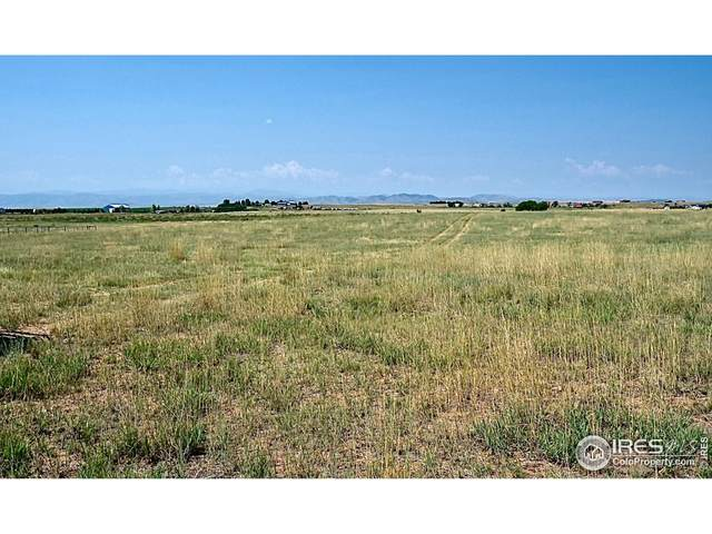 12963 N County Road 7, Wellington, CO 80549 (MLS #949532) :: Bliss Realty Group