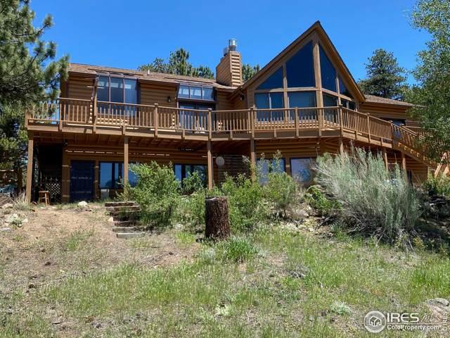 1866 Fish Creek Rd, Estes Park, CO 80517 (MLS #949539) :: Tracy's Team