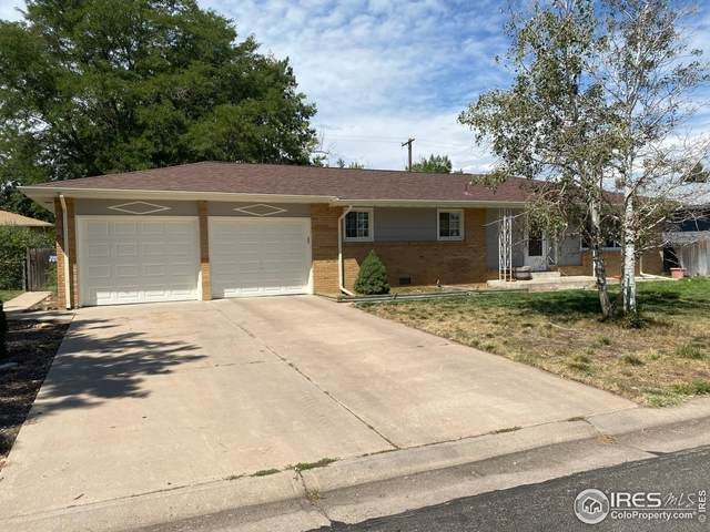 609 35th Ave Ct, Greeley, CO 80634 (MLS #949587) :: Find Colorado Real Estate
