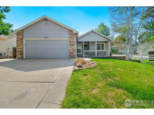 875 Eagle Dr, Loveland, CO 80537 (MLS #949599) :: J2 Real Estate Group at Remax Alliance