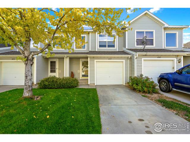 4137 Silverthorne Ct, Loveland, CO 80538 (MLS #949604) :: Downtown Real Estate Partners
