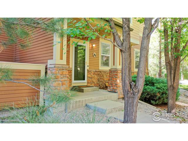 3909 Rock Creek Dr A, Fort Collins, CO 80528 (MLS #949606) :: Downtown Real Estate Partners