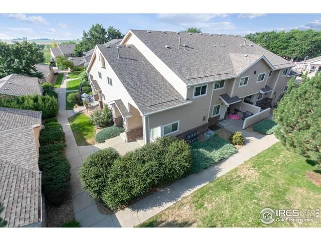 1601 Great Western Dr #4, Longmont, CO 80501 (MLS #949612) :: Find Colorado