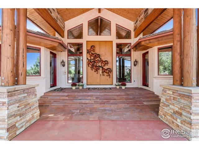 5008 Indian Creek Rd, Loveland, CO 80538 (MLS #949670) :: Downtown Real Estate Partners