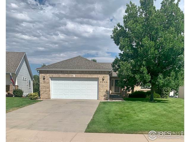 2108 69th Ave, Greeley, CO 80634 (MLS #949671) :: Coldwell Banker Plains