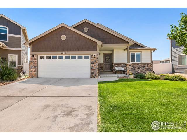 1813 Bell View Dr, Windsor, CO 80550 (MLS #949673) :: Bliss Realty Group