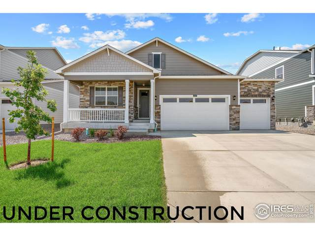 2254 Galloway St, Mead, CO 80542 (MLS #949680) :: Downtown Real Estate Partners