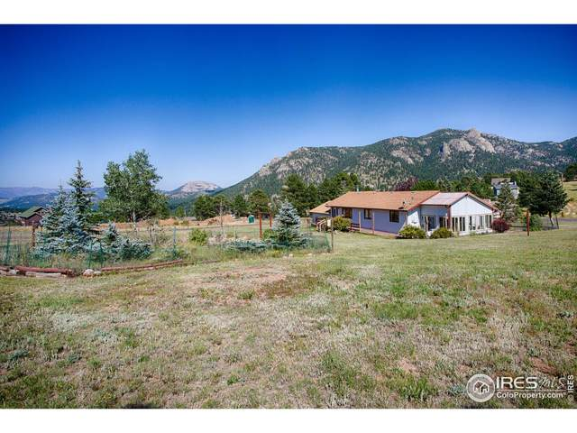 640 Ponderosa Ave, Estes Park, CO 80517 (MLS #949683) :: Find Colorado