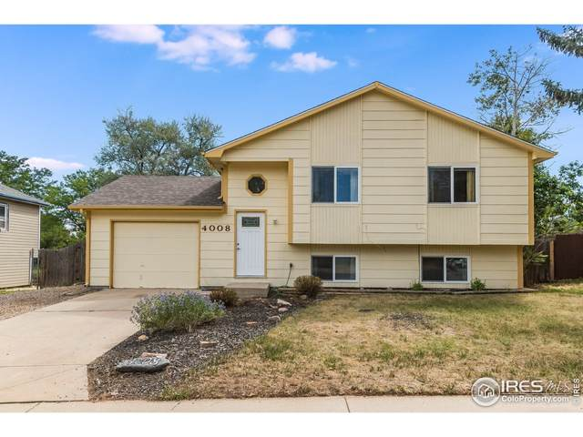 4008 Windom St, Fort Collins, CO 80526 (MLS #949691) :: Downtown Real Estate Partners